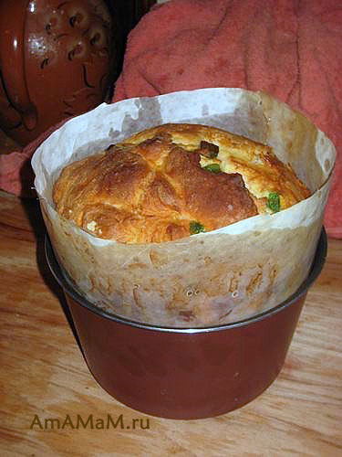 Рецепт куличей на Пасху - просто и вкусно!
