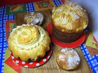 Вкусные куличи - рецепты и фото