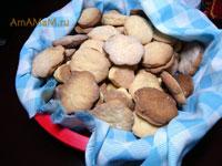Как испечь печенье с апельсинами - вкусный рецепт