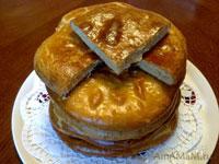 Сладкие армянские лепешки - Карабахская Гата, очень вкусная армянская выпечка!
