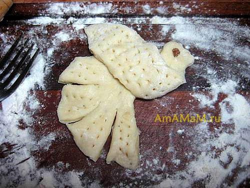 Суфле из варенья и мягкое печенье