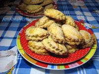 Очень вкусное и простое домашнее печенье с творогом - рецепт и фото