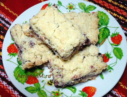 Очень прстое и вкусное печенье с вареньем