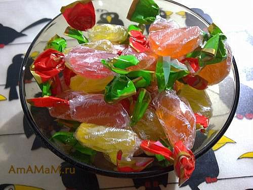 Разноцветные дледенцы для выпечки печенья Стеклышко