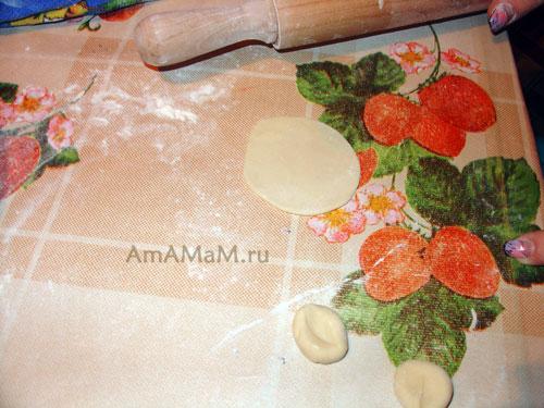 Как вылепить пельмени каждый по-отдельности - технология приготовления
