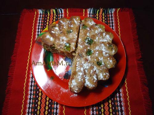 Как готовить датскую выпечку - печем пряники с изюмом и мармеладом