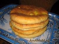 Очень вкусные абхазские хачапури с сыром сулугуни