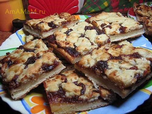 Как сделать печенье с вареньем - вкусное, хрустящее и недорогое