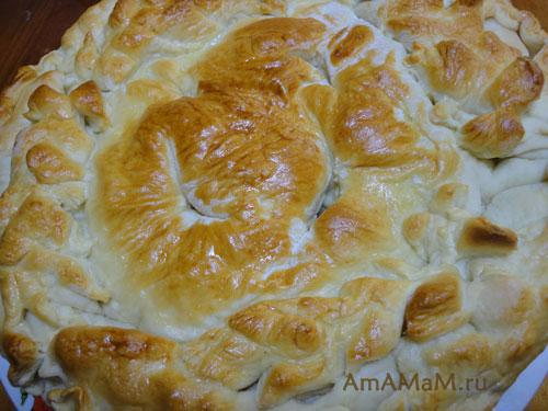 Как печь пироги со щавелем