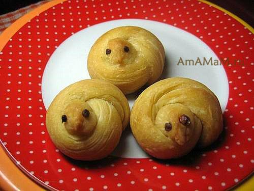 Печенье Жаворонки - рецепт с фото.