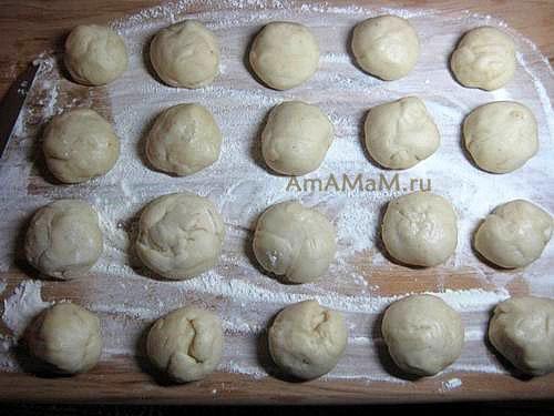 Приготовление жаворонков - поэтапные фото и рецепт