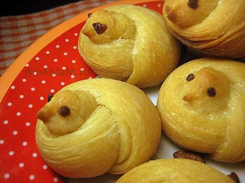 Вкусное печенье в форме птичек - рецепт жаворонков