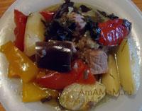 Вкусные рецепты: как потушить свинину с овощами