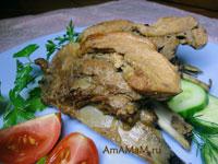 Рецепт для свиных ребрышек