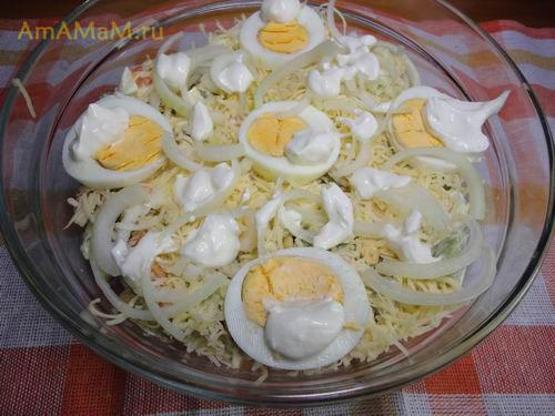 Как сделать салат из курицы с авокадо - простой рецепт и фото вкусного салата!