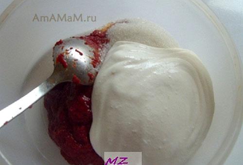 Как сделать заправку для томатного супа на мясном бульоне
