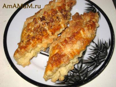 Приготовлении кады с орехами - рецепт и фото