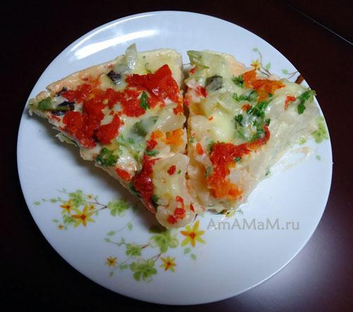 Как приготовить вкусное блюдо из цветной капусты