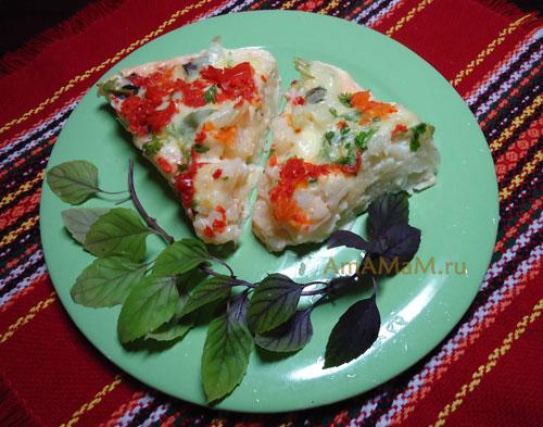 Как готовить цветную капусту в духовке - простой рецепт