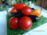 Вкусные рецепты: очень вкусный салат на зиму из баклажанов с перцем и помидорами!