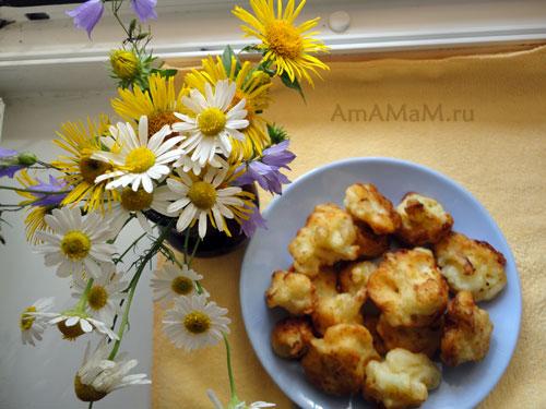 Что приготовить с цветной капустой - простые рецепты