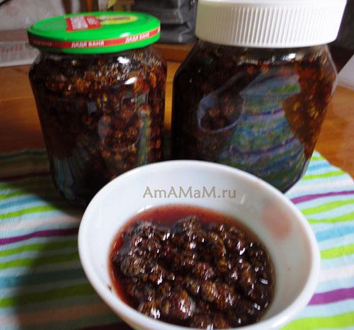 Рецепт вкусного земляничного варенья с фото