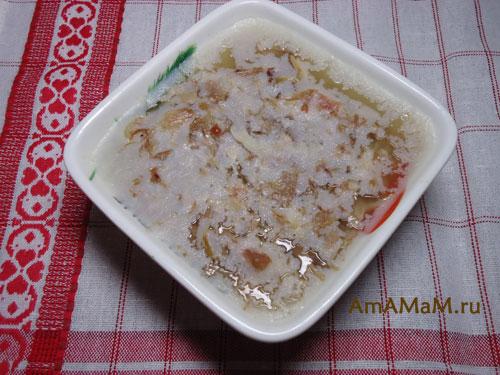 Рецепт вкусного холодца со свининой